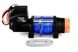 Εργάτης οχημάτων Power Winch PW 6000E SR