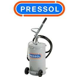 PRESSOL 17790 βαλβονιέρα τροχήλατη μηχανική