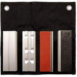 Προστατευτικά αλουμινίου σιαγόνων μέγγενης 100 mm