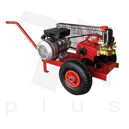 PLUS OS 16 - BR Ψεκαστικό συγκρότημα με κινητήρα 2hp