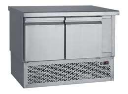 Ψυγείο Πάγκος Συντήρηση Με Μηχανή Κάτω