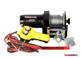 Εργάτης   PowerWinch PW2000E