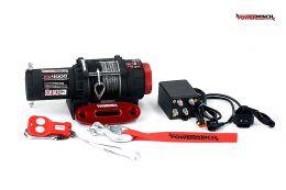 Εργάτης PowerWinch PW4000SR 4000Lbs 1814kg 3.3hp