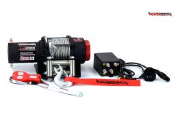 Εργάτης PowerWinch PW4000 4000Lbs 1814kg 3.3hp