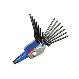 LISAM Ραβδιστικό - Λανάρα 12V μπαταρίας 2,45-3,50 Μέτρ. OLIWATT 2