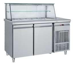 Ψυγείο Σαλατών Με Πάσο