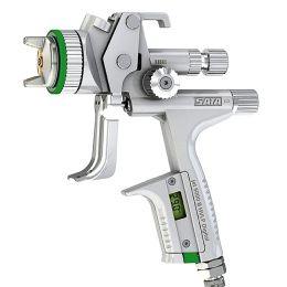 SATAjet 5000 B HVLP Digital Πιστόλι βαφής με δοχείο QCC 0.6 lt και μπεκ 1.3
