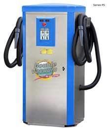 Ηλεκτρική σκούπα self service δύο θέσεων 2X2200w με τουρμπίνα