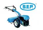 Πετρελαιοκίνητος μοτοκαλλιεργητής SEP 1700 10hp