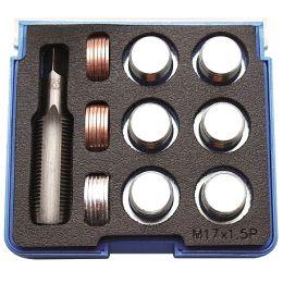 Σετ επιδιόρθωσης σπειρώματος τάπας λαδιού M17 x 1.5