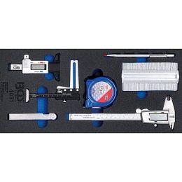 Συλλογή εργαλεία μέτρησης 7 τεμαχίων