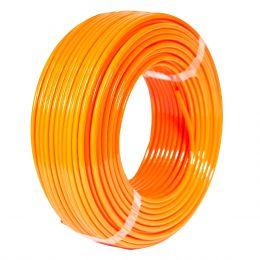 Σωλήνας αέρος πορτοκαλί Agrapur Papurex - 6mm x 8mm - 100m