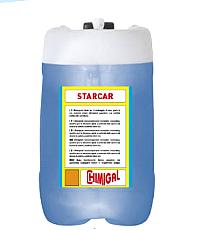 Αντιστατικό-Γυαλιστικό για πρόπλυση & πλύση STARCAR made in Italy 5kgr