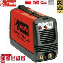ΗΛΕΚΤΡΟΚΟΛΛΗΣΗ INVERTER TELWIN SUPERIOR 260 CE 400V