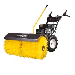 Combi 800TG + Sweeper 80cm