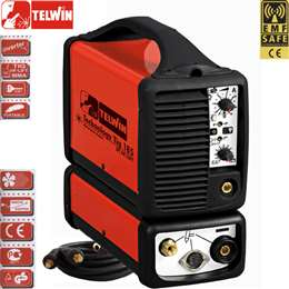 ΗΛΕΚΤΡΟΚΟΛΛΗΣΗ TIG TELWIN TECHNOLOGY TIG 185 DC-HF LIFT 230V