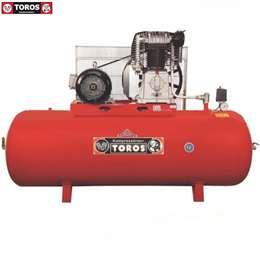 TOROS 500-7.5-15B ΑΕΡΟΣΥΜΠΙΕΣΤΗΣ ΤΡΙΦΑΣΙΚΟΣ 500Lt-7.5HP 380V