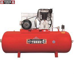 ΑΕΡΟΣΥΜΠΙΕΣΤΗΣ TOROS 500-10 ΤΡΙΦΑΣΙΚΟΣ 500Lt-10HP 380V