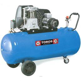 TOROS Blue Series Αεροσυμπιεστής 270/4.0 Τριφασικός