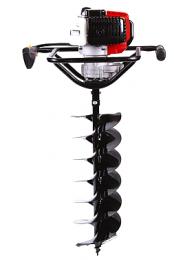 ΑΡΙΔΑ ΤΡΥΠΑΝΙΟΥ GD490-2 Ø100mm – ΆΞΟΝΑΣ Ø 20mm AG1-100