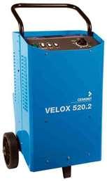 CEMONT VELOX 520 Φορτιστής μπαταριών/Εκκινητής αυτοκινήτου