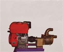 Bενζινοαντλία tellarini 1 1/2 ιταλίας με κινητήρα 6.5hp για πετρέλαιο θαλλασινό νερό και λάδι
