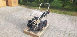 Yδροπλυστικό μηχάνημα υψηλής πίεσης Hawk 200 bar 660 lit  με βενζινοκινητήρα honda GX200 made in italy