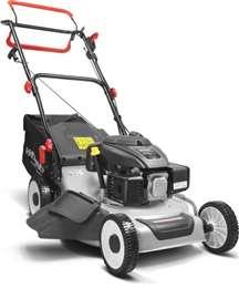 Χλοοκοπτικό βενζίνης weibang με κινητήρα briggs & stratton αυτοκινούμενο 6Hp με mulching