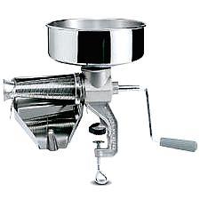 Μηχανή ντομάτας χειροκίνητη Griffo SP3MANI με INOX συλλέκτη 150kg/h