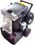 Πλυστικό κρύου ζεστού νερού 1450 στροφών με κινητήρα nikolini και αντλία hawk 160bar 1300lit/h made in italy