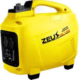 Βενζινοκίνητη Γεννήτρια Inverter ZEUS 2.0KVA Βαλιτσάκι GSI 2.0M