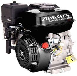 Κινητήρας βενζίνης 6.5HP με κώνο 23mm ιταλίας για σκατπικά