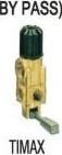 Ρυθμιστης πιεσης εμβολοφορων αντλιων BYPASS ΤΙΜΑΧ 150BAR 200 LIT/MIN