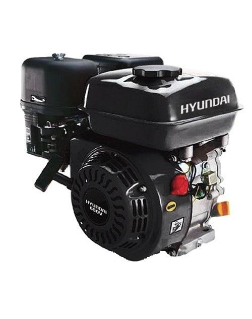 Κινητήρας βενζίνης με μειωτήρα HYUNDAI 650QR1 1800rpm  6,5hp