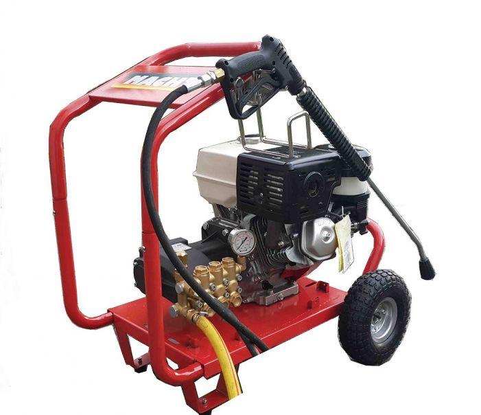 Υδροπλυστικό βενζινοκίνητο 250 bar 17 lit με κινητήρα 13hp made in italy